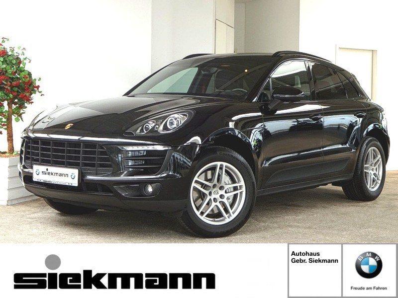 Porsche Macan S Diesel PDK Xenon AHK Klimaaut. PDC EU6, Jahr 2014, diesel