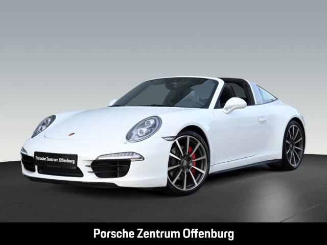 Porsche 911 Targa 4S LED, Sportsitze, Sport Chrono, Bose, Jahr 2014, Benzin