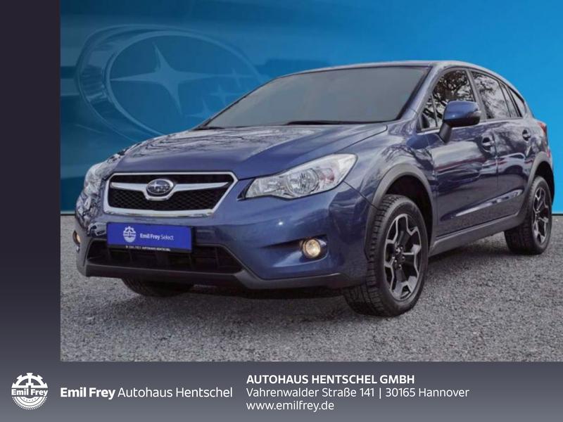 Subaru XV 2.0i Lineartronic Exclusive, Jahr 2013, Benzin