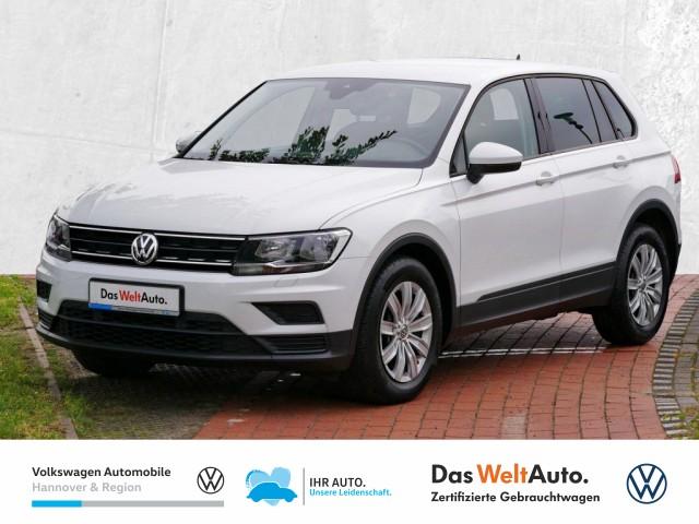 Volkswagen Tiguan 1.4 TSI Trendline Navi Klima PDC Sitzhz, Jahr 2018, Benzin