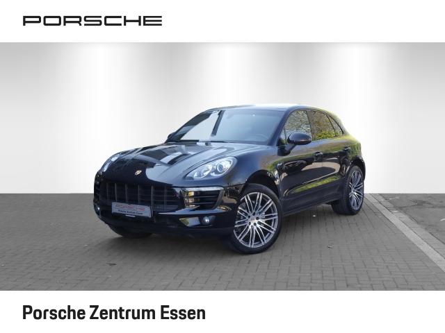 Porsche Macan S Diesel Start-Stop PDC Privacyverglasung SHZ, Jahr 2014, Diesel