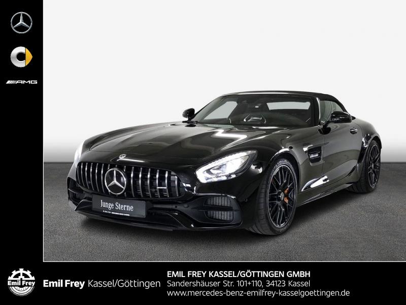 Mercedes-Benz AMG GT C Roa+Keram+PerfSitze+DynPlus+HighEnd HiFi, Jahr 2018, Benzin