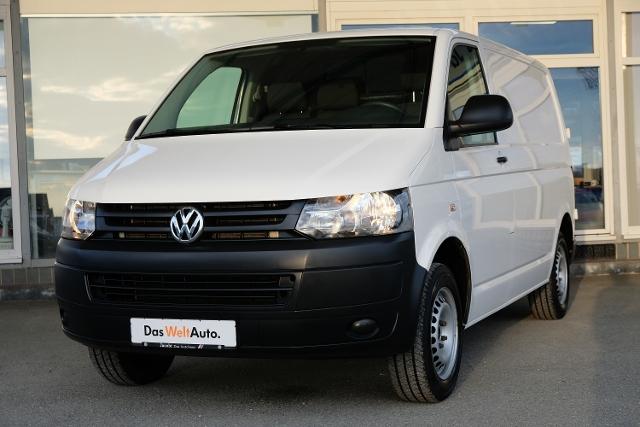 Volkswagen T5 Transporter Kasten kurzer Radstand 2.0TDI,AHK, Jahr 2015, Diesel