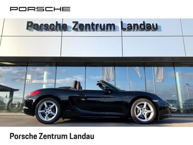 Porsche Boxster 2.7 PASM 2-Zonen Klima SportabGasanlage, Jahr 2012, Benzin