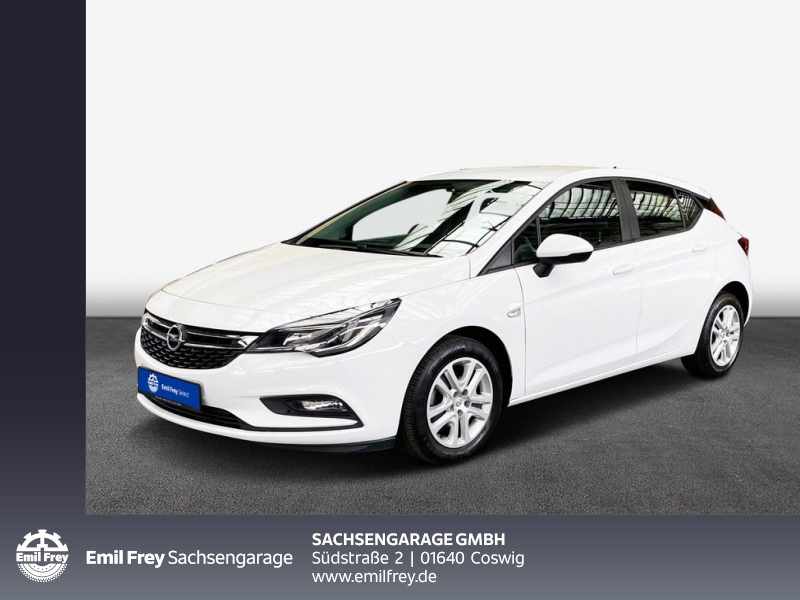 Opel Astra 1.6 D (CDTI) Edition Navi WKR Winter-Paket, Jahr 2017, Diesel
