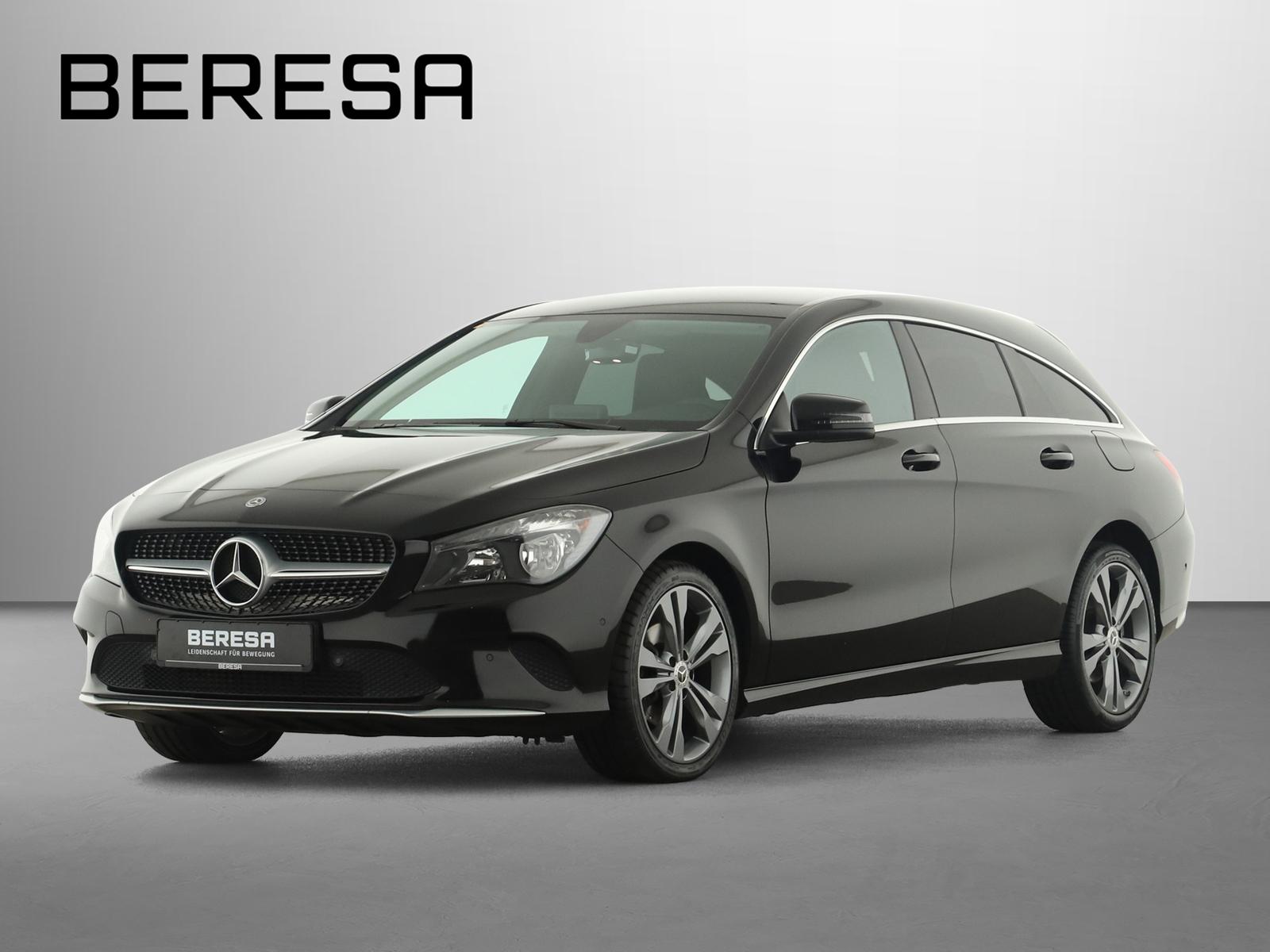 Mercedes-Benz CLA 200 d SB Navi PDC, Jahr 2018, Diesel