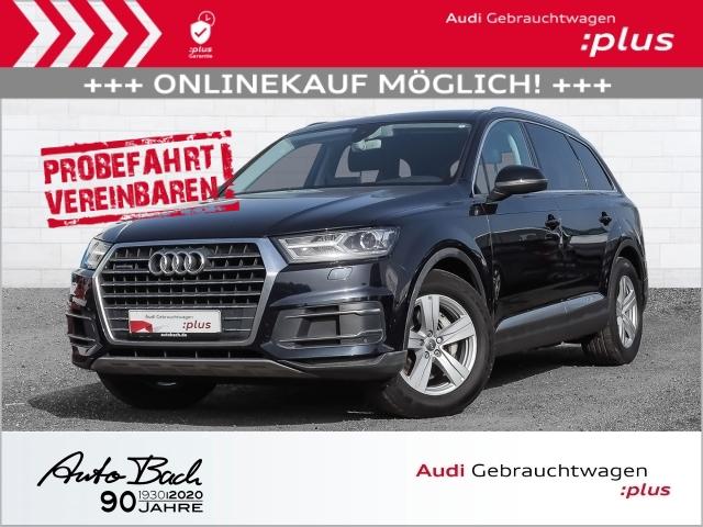 Audi Q7 3.0TDI qu. Tiptronic Navi Xenon GRA, Jahr 2016, Diesel