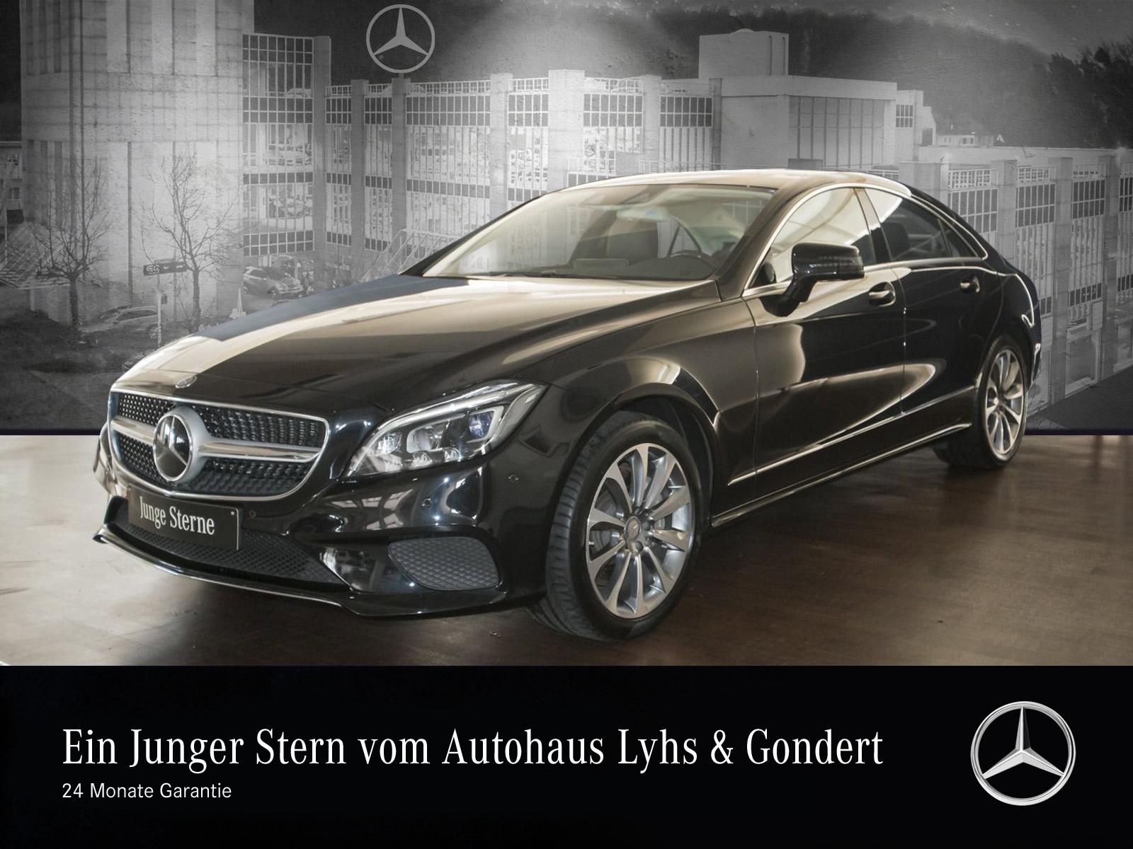 Mercedes-Benz CLS 400 Coupé Sportpaket*Sitzklima*Comand*LED, Jahr 2015, petrol