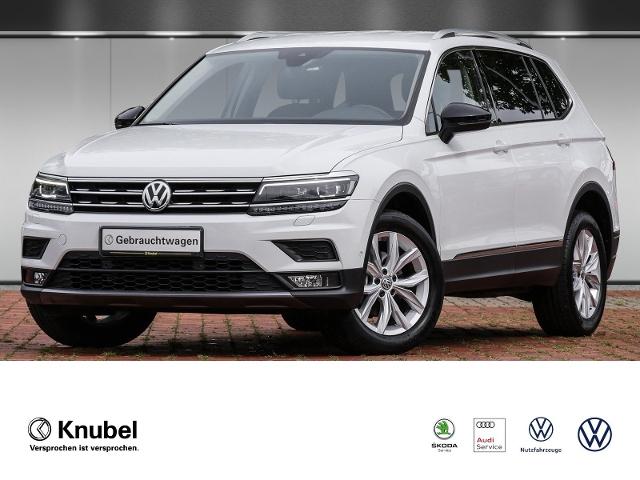 Volkswagen Tiguan Allspace IQ.DRIVE 2.0 TDI DSG LED+ ACC Si, Jahr 2019, Diesel