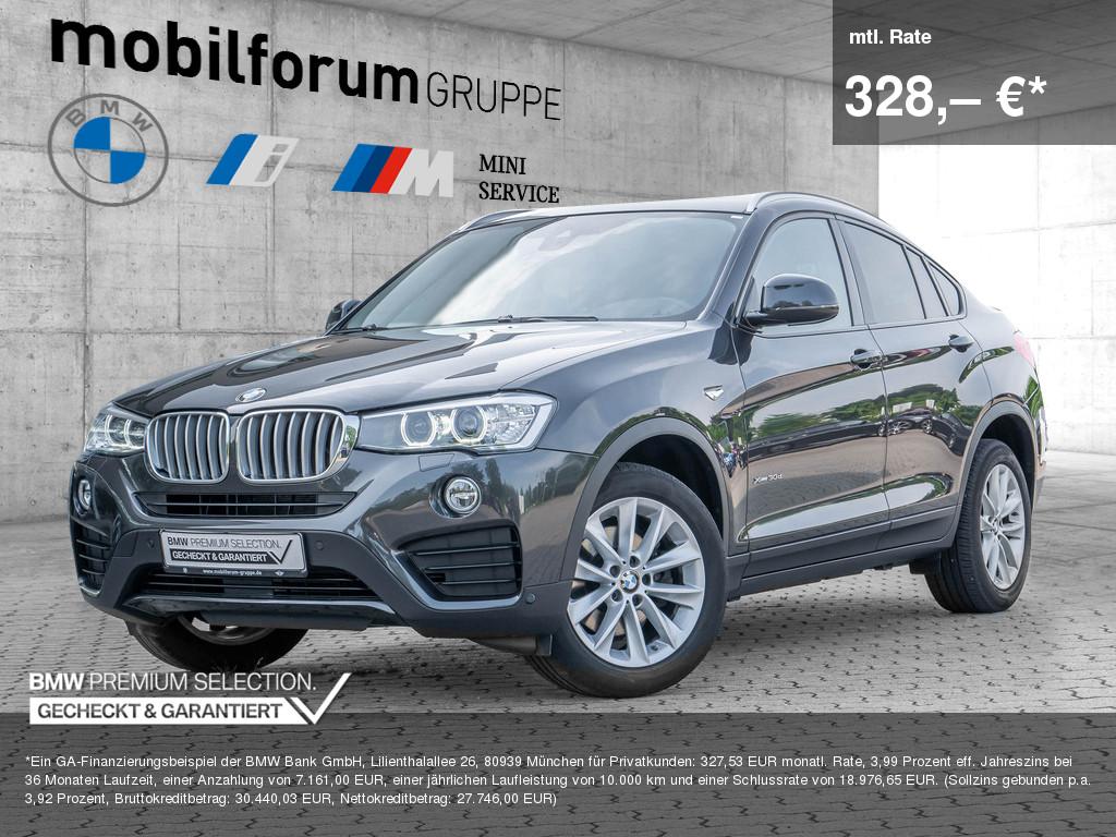 BMW X4 xDrive30d, Jahr 2018, Diesel