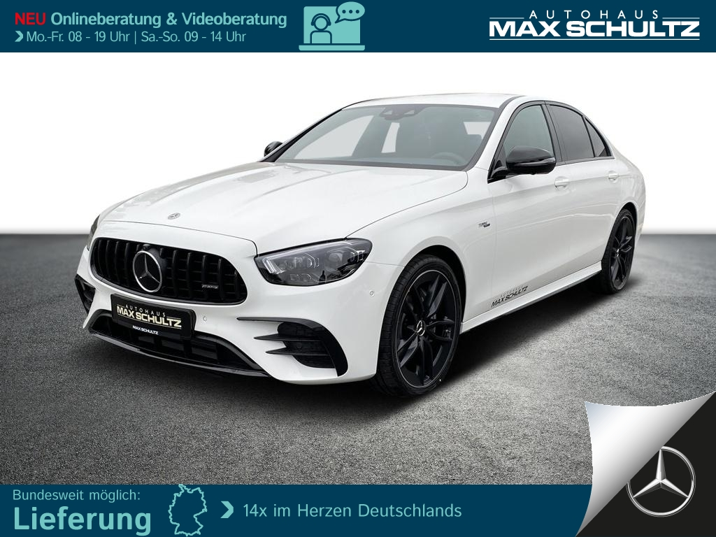 Mercedes-Benz AMG E 53 4M+ Burmester*V*MAX*Perform-Sound*, Jahr 2021, Benzin