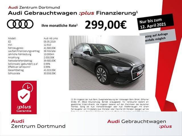 Audi A6 Limousine 45TDI qu. ACC/LED/Navi+/APS+, Jahr 2019, Diesel