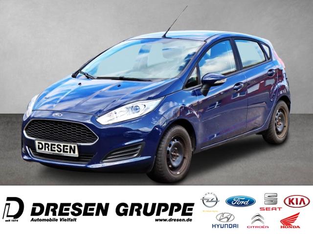 Ford Fiesta Trend 1.25 Klimaanlege Isofix, Jahr 2016, Benzin