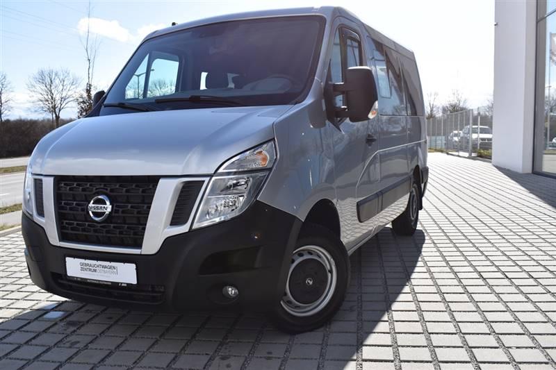 Nissan NV400 F30.15 L1H1 FWD Premium Stdhzg+AHK+9 Sitze, Jahr 2016, Diesel