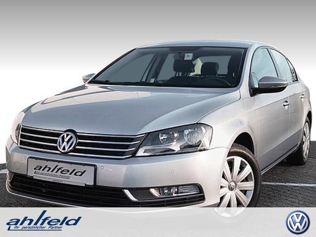 Volkswagen Passat 1.4 TSI SHZ GRA AHK Klimaautomatik Klima, Jahr 2012, petrol