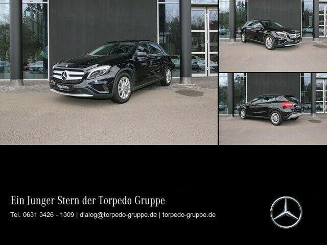Mercedes-Benz GLA 200 STYLE Navi+XENON+PTS+SHZ+KLIMA+Laderaum+, Jahr 2014, Benzin