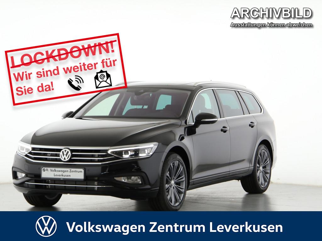 volkswagen passat variant 1.4 tsi gte, jahr 2020, hybrid