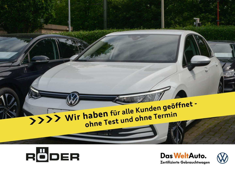 Volkswagen Golf United VIII 1.0 TSI Navi ACC DAB AppConnect, Jahr 2020, Benzin