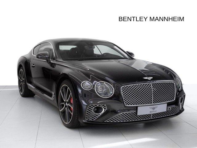 Bentley Continental GT W12 Head Up Display Navi Vollleder, Jahr 2018, Benzin