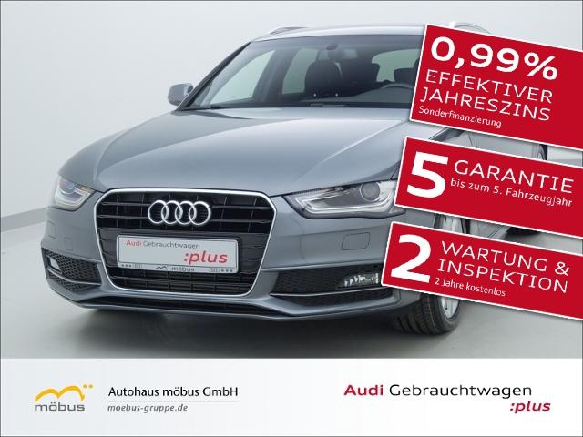 Audi A4 Avant Ambiente 2.0 TDI 6-Gang, Jahr 2014, Diesel