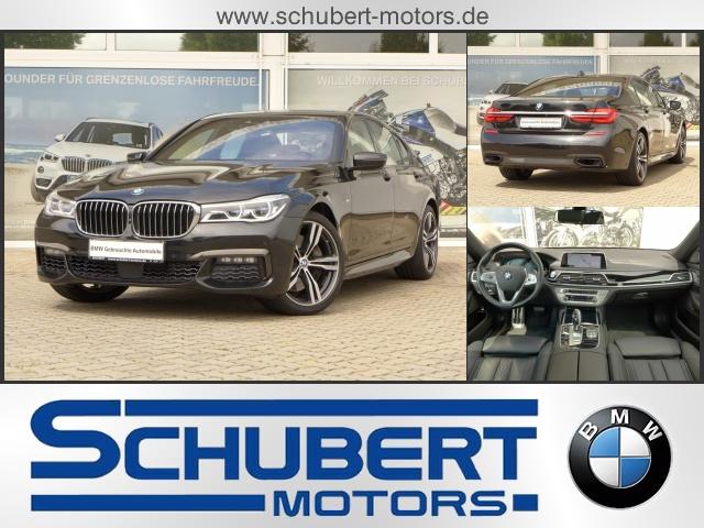 BMW 750d xDrive Limousine M Sport Stdhzg DA+ HK, Jahr 2017, diesel