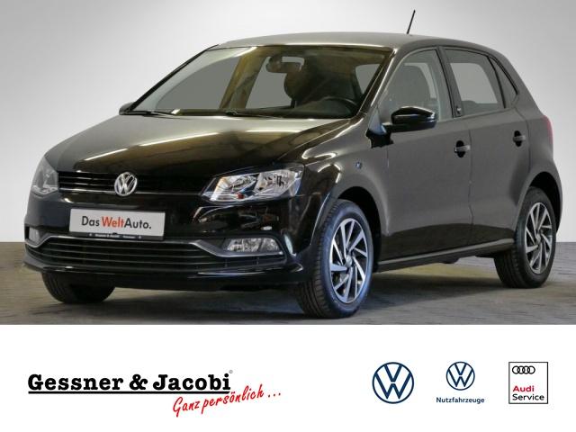 Volkswagen Polo Sound 1.0 Climatronic PDC Isofix Klima, Jahr 2017, Benzin