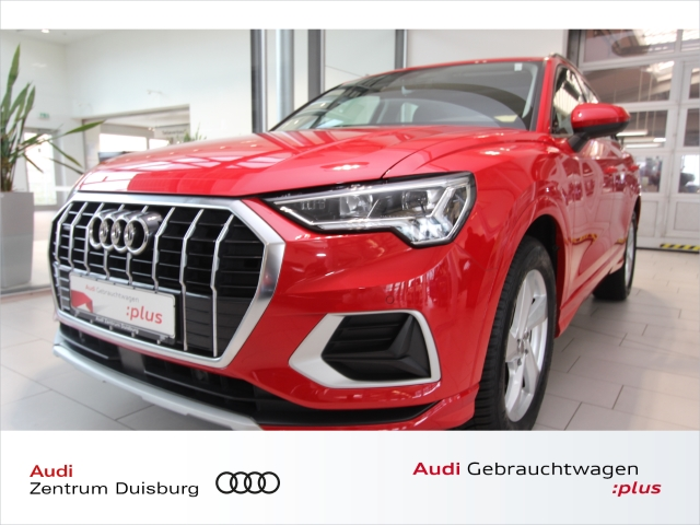 Audi Q3 35 TDI quattro advanced LED Kamera Panorama, Jahr 2019, Diesel