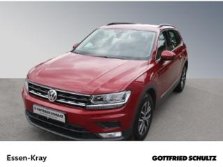 Volkswagen Tiguan Comfortline 2.0 TDI DSG 4M LED PANO NAVI, Jahr 2017, Diesel