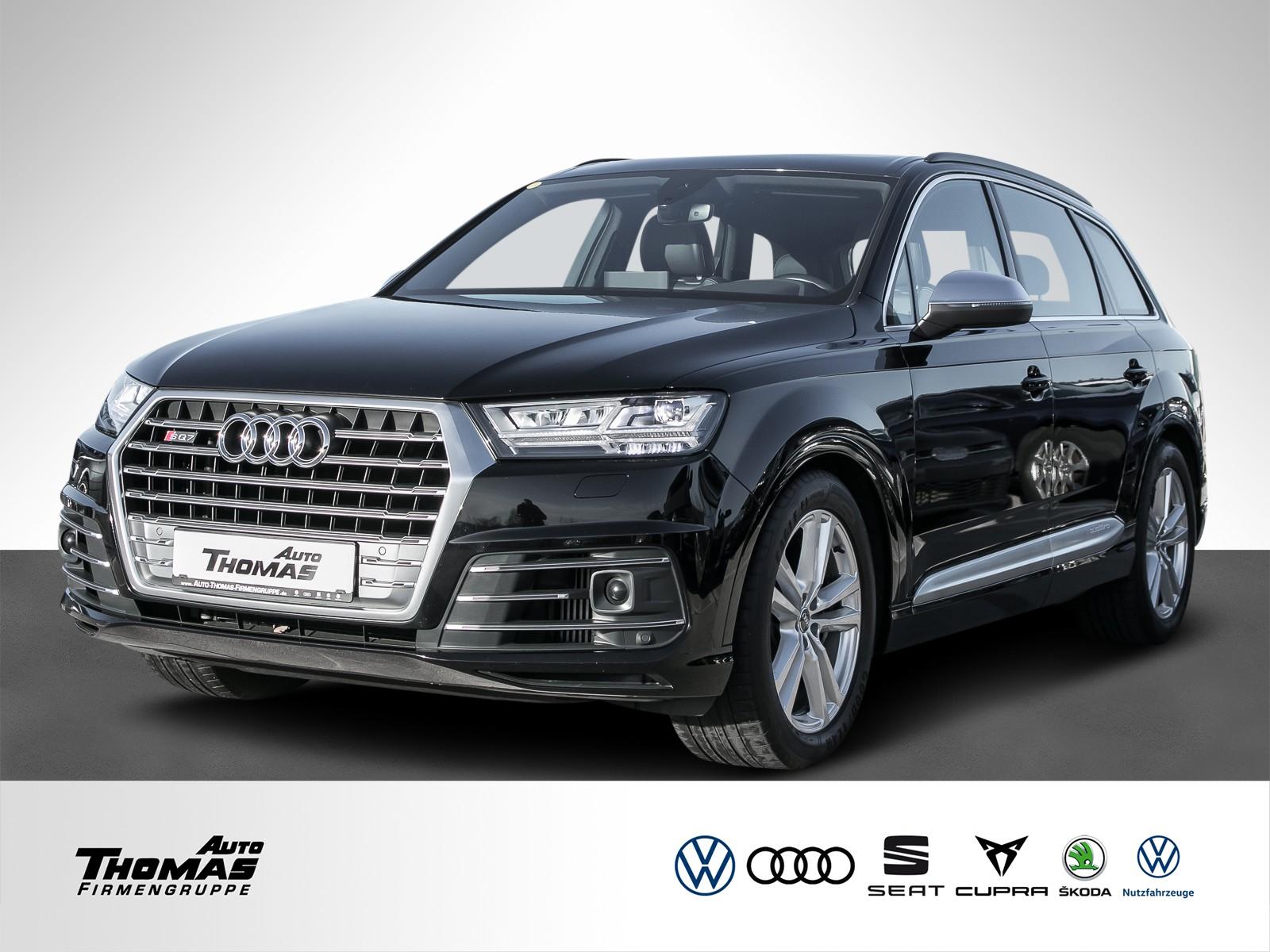 Audi SQ7 4.0 TDI quattro Tiptronic LED+NAVI+ACC, Jahr 2017, Diesel