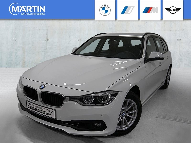 BMW 316d Touring *LED*Navi.*Klimaaut.*, Jahr 2018, Diesel