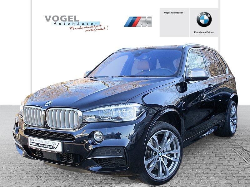 BMW X5 M50d M Sportpaket Euro 6 Navi Prof RFK PDC Klima Shz Head-Up, Jahr 2017, Diesel