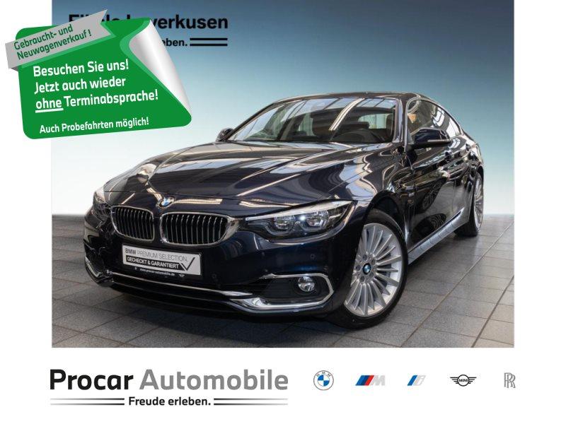 BMW 430i xDrive Gran Coupe Luxury Line Head-Up HiFi, Jahr 2017, Benzin
