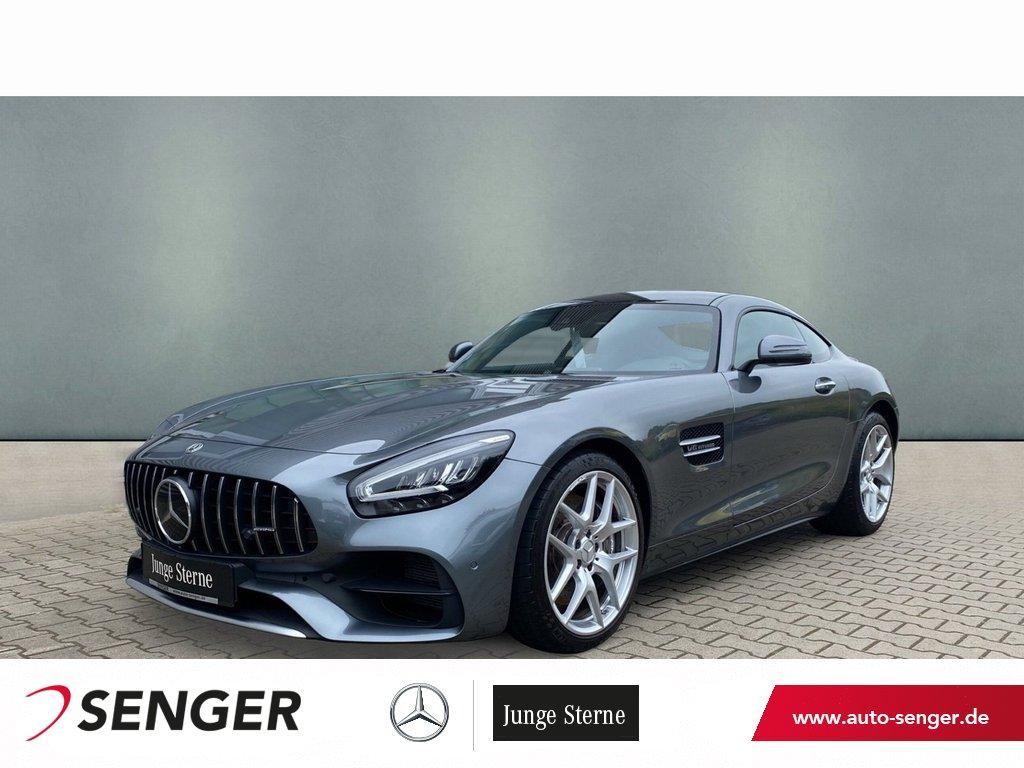 Mercedes-Benz Mercedes-AMG GT Distronic+Panorama+Memory+RFK, Jahr 2020, Benzin