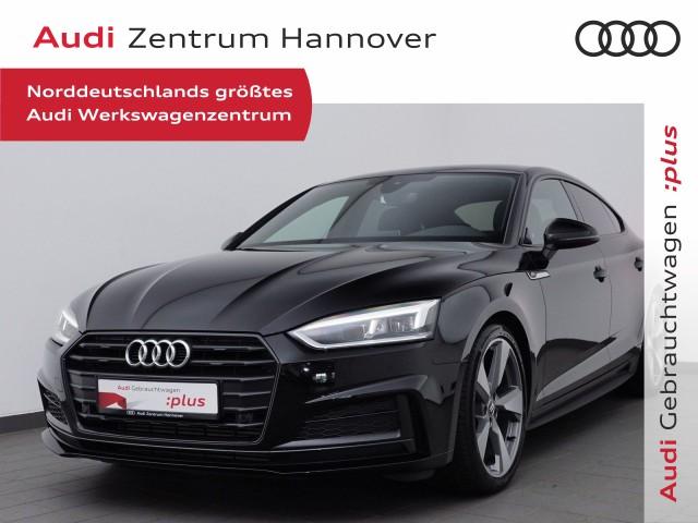 Audi A5 Sportback 40 TFSI S-line Sel. virtual LED Alcant. 19-Zoll Navi, Jahr 2019, Benzin