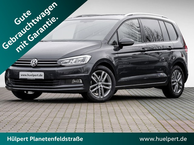 Volkswagen Touran 2.0 TDI COMFORT LED ACC NAVI PANO STANDHZ SHZ PDC ALU17 FAMILY-PAKET, Jahr 2017, Diesel