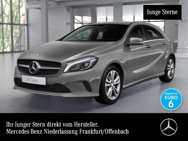 Mercedes-Benz A 160 Urban LED Navi PTS 7G-DCT Sitzh Sitzkomfort, Jahr 2016, Benzin