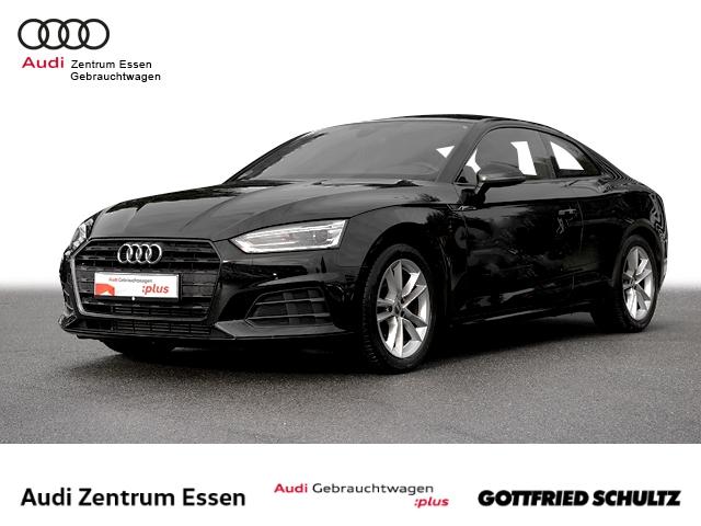 Audi A5 Coupe 35 TFSI S tronic LEDER NAV SHZ XEN PD, Jahr 2019, Benzin