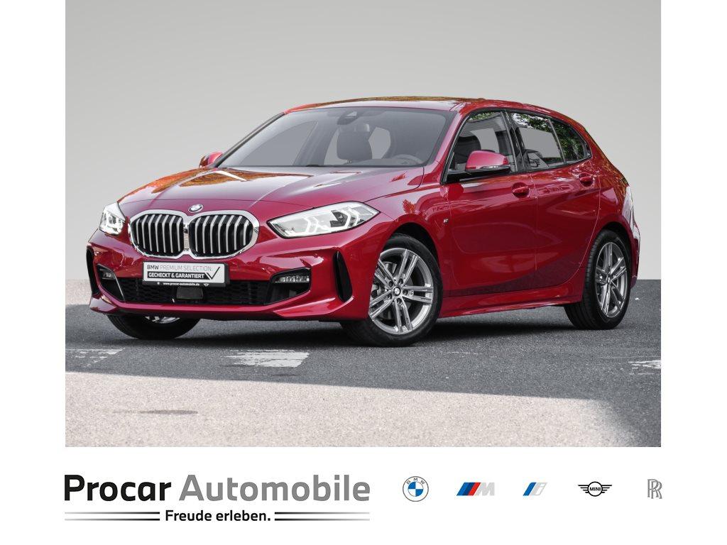 BMW 118i +AUTOMATIK+M-SPORT+DAB+LED+SHZ.+DAB+SPORTSITZE++, Jahr 2020, Benzin