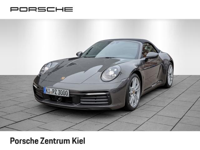 Porsche 992 (911) Carrera Cabrio - DAB, PDLS+, Sitzbelüft., Jahr 2019, Benzin