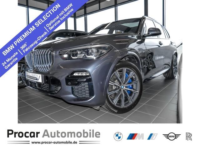 BMW X5 xDrive30d M Sportpaket Panorama LEAS ab 825Euro, Jahr 2019, Diesel