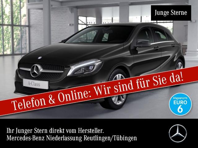 Mercedes-Benz A 160 Urban LED Navi PTS Sitzh Sitzkomfort, Jahr 2016, Benzin
