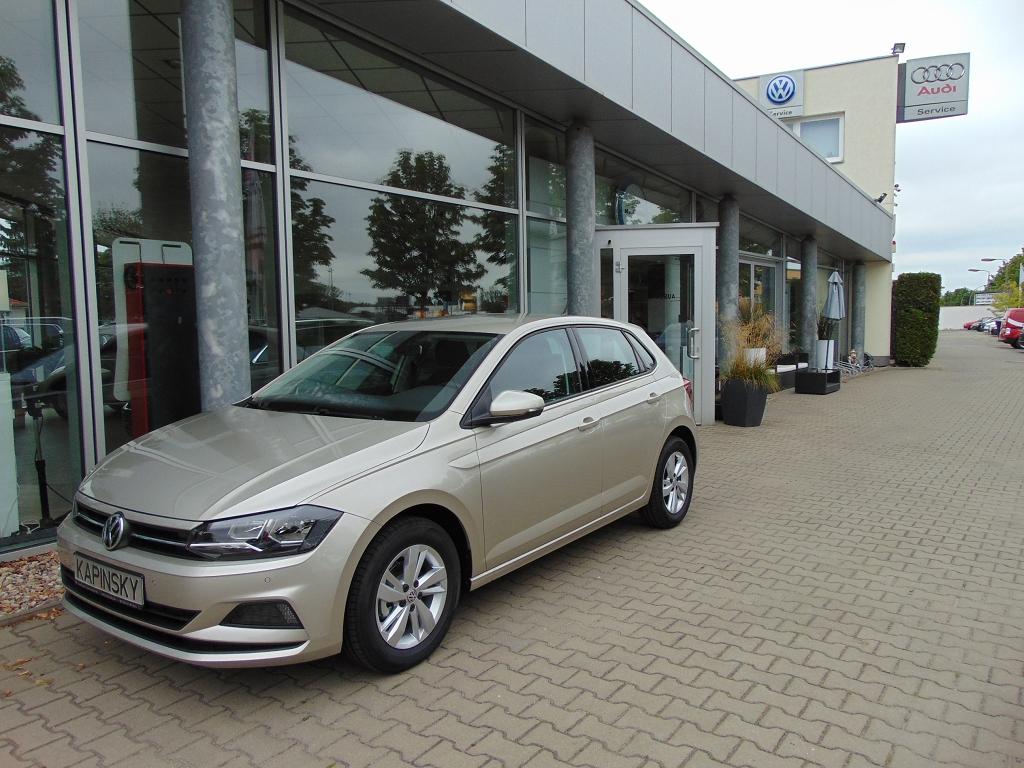 Volkswagen Polo Comfortline ACC PDC Navi, Jahr 2019, Benzin