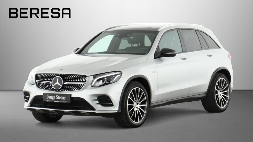 Mercedes-Benz GLC 43 4M AMG Distronic Pano. 20'' Burmester DAB, Jahr 2017, Benzin