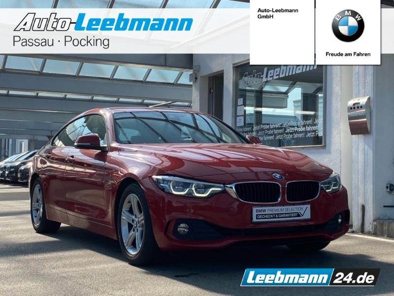 BMW 430d Gran Coupé Adv. AHK/NAVI 2 JAHRE GARANTIE, Jahr 2017, Diesel
