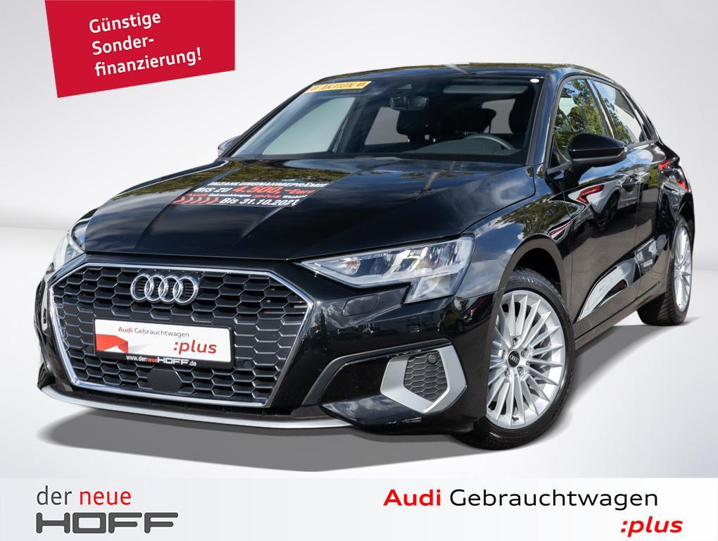 Audi A3 Sportback 35 TFSI Advanced Virtual Navi elekt, Jahr 2021, Benzin