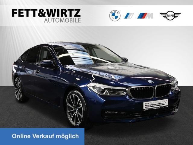 BMW 620 Gran Turismo GT Sport HUD GSD AHK Leas. ab 499,- br.o.A., Jahr 2019, Diesel