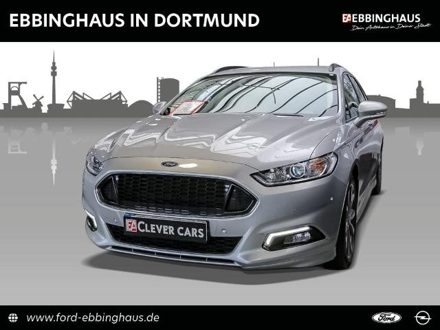 Ford Mondeo Turnier ST-Line NAVI RFK elSITZ MEMORY, Jahr 2017, Benzin