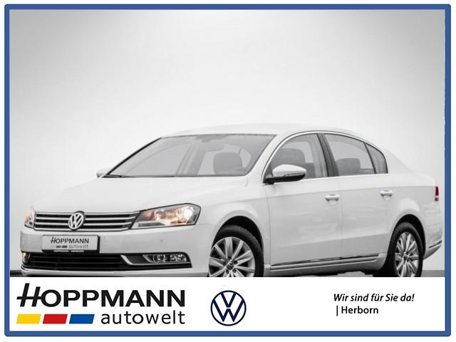 Volkswagen Passat 1.4 TSI Comfortline Climatronic SHZ, Jahr 2013, Benzin