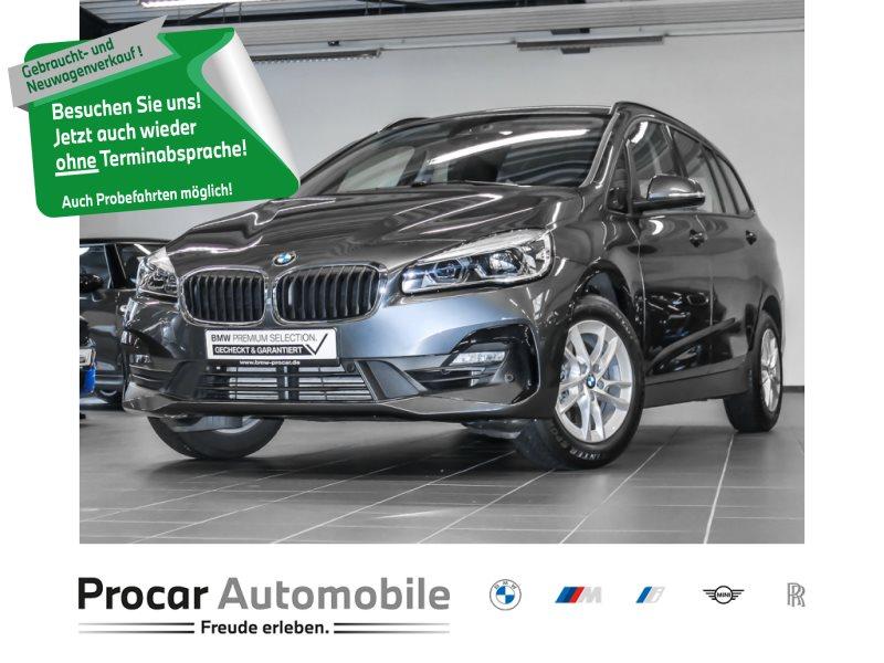 BMW 218i Advantage HiFi LED 3.Sitzreihe Navi Shz, Jahr 2020, Benzin