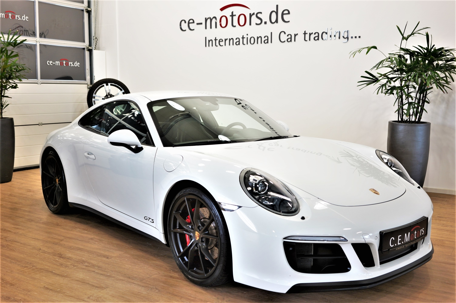 "Porsche 911 Carrera GTS Koni Sportfahrw*PASM*Carrera*20"", Jahr 2017, petrol"